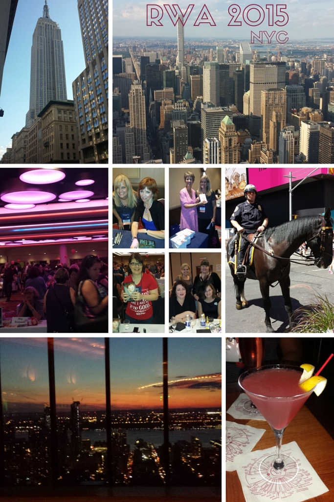 RWA Conference 2015 New York City